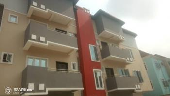 a Brandnew 2 Bedroom Flat, Well Secured Estate Within Lagos Business School, Ajah, Lagos, Flat for Rent