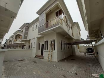 Luxury 4 Bedroom Duplex with Excellent Facilities, Chevron Drive By Second Toll Gate, Lekki Phase 2, Lekki, Lagos, Semi-detached Duplex for Rent