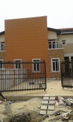 Brand New Four Bedroom Semi Detached With One Room Bq, Lekki Phase 1, Lekki, Lagos, 4 bedroom, 5 toilets, 4 baths Semi-detached Duplex for Sale