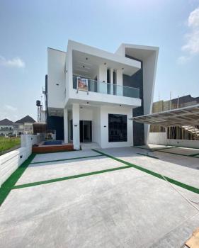5 Bedrooms Fully Detached Duplex with Swimming Pool, Lekki County, Ikota, Lekki Phase 2, Lekki, Lagos, Detached Duplex for Sale