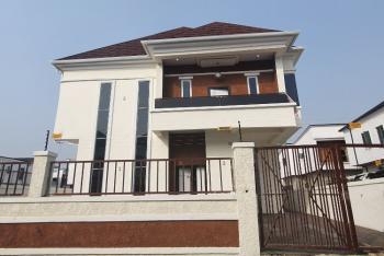 Elegant Newly Built 4 Bedroom Detached Duplex with Bq, Ajah, Lagos, Detached Duplex for Sale