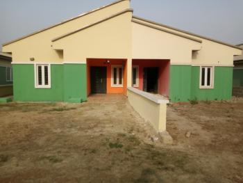 Newly Built 3 Bedrooms Bungalow (semi Detached), Fara Park Environ, Besides Crown Estate, Sangotedo, Ajah, Lagos, Semi-detached Bungalow for Sale