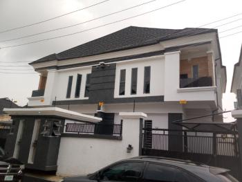 Newly Built 4 Bedroom Semi Detached Duplex in an Estate, Chevron Drive, Lekki, Lagos, Semi-detached Duplex for Rent
