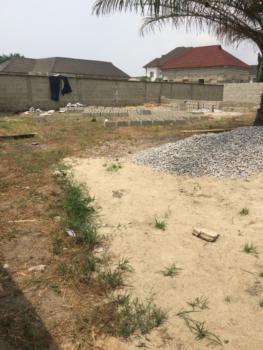 Fenced Plot, Goodnews Estate, Sangotedo, Ajah, Lagos, Land for Sale