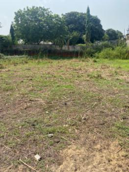 4500sqm Dry  Fenced Land with Federal C of O, Silver Bird Road, Victoria Island (vi), Lagos, Residential Land Joint Venture