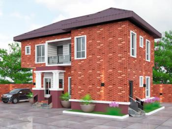 Stunning Duplex in a Serviced Estate, Palm City Estate, Prince Obot Crescent,, Uyo Capital City, Uyo, Akwa Ibom, Detached Duplex for Sale