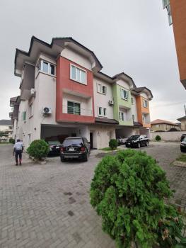 Serviced 4bedroom Semi Detached Duplex with a Room Bq, Kusenla, Ikate Eleguishi, Lekki, Lagos, Semi-detached Duplex for Rent