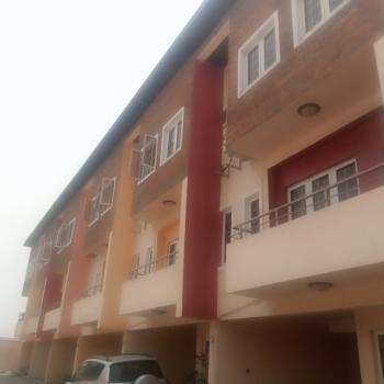 Luxurious 3 Bedroom Terrace Duplex with B/ Q, Ikate Elegushi, Lekki, Lagos, Terraced Duplex for Rent
