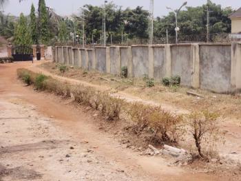 Sharp Calveout of Corner 2 Plots of Land, Off Nza Street,independence Layout, Enugu, Enugu, Residential Land for Sale