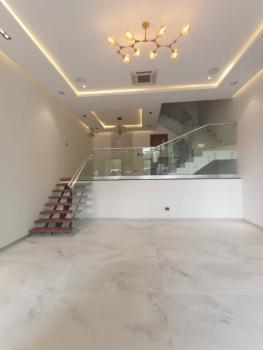 Nicely Built 4 Bedroom Terrace Duplex with 2 Rooms Bq;, Ikoyi, Lagos, Terraced Duplex for Rent