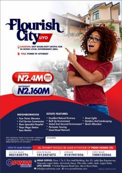 Plots of Land, Flourish City Estate, Uyo, Akwa Ibom, Mixed-use Land for Sale