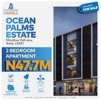 Luxury Terraced Duplex in a Secured and Beautiful Estate, Primrose Court, Lafiaji, Lekki, Lagos, Terraced Duplex for Sale