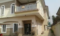 Tastefully Finished 5 Bedroom Detached House, Lekki Phase 1, Lekki, Lagos, 5 bedroom, 6 toilets, 5 baths Detached Duplex for Rent