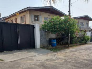Two Units of 4 Bedroom Semi-detached Duplex on About 850sqm, Ilupeju Estate, Ilupeju, Lagos, Semi-detached Duplex for Sale