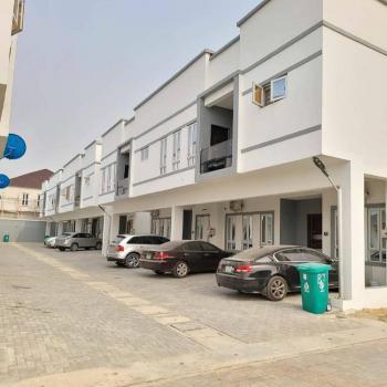 Brand New 3 Bedroom Terraced Duplex, Orchid Road, Lekki Phase 2, Lekki, Lagos, Terraced Duplex for Rent