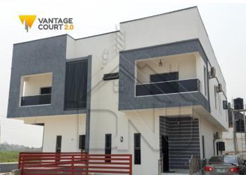 3 Bedroom Semi-detached Duplex, Vantage Court, Bogije, Ibeju Lekki, Lagos, Semi-detached Duplex for Sale
