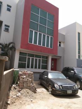 Five Bedrooms Duplex, Guzape District, Abuja, Semi-detached Duplex for Sale