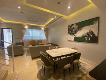 Luxury and Fully Serviced 3 Bedrooms Furnished Terraced Duplex with Bq, Banana Island, Ikoyi, Lagos, Terraced Duplex for Sale