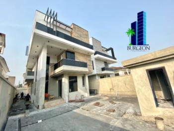 Luxury 5 Bedrooms Smart Home Duplex, Lekki Phase 1, Lekki, Lagos, Detached Duplex for Sale