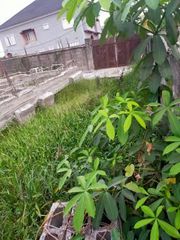 Land Measuring Approximately 280sqm, Yetunde Brown, Ifako, Gbagada, Lagos, Mixed-use Land for Sale