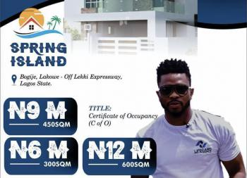 C of O Waterfront Estate Land, Close to Lakowe Golf Course, Lakowe, Ibeju Lekki, Lagos, Residential Land for Sale