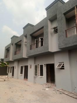Luxury Two Bedroom Duplex with One Room Bq, Shell Cooperative Estate, Off Eliozu Eneka Rd Gated Estate, Eliozu, Port Harcourt, Rivers, Flat for Rent