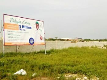 Serviced Plots of Land Under Government Scheme (promo 10% Discount), Delight Estate, Directly Along Lekki - Epe Expressway, Eleko, Ibeju Lekki, Lagos, Mixed-use Land for Sale