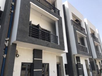Where Innovation Will Inspire You. 4 Bedrooms Terraced Duplex with Bq, Behind Ministers Quarters Off Ahmadu Bello Way, Wuse 2, Abuja, Terraced Duplex for Sale