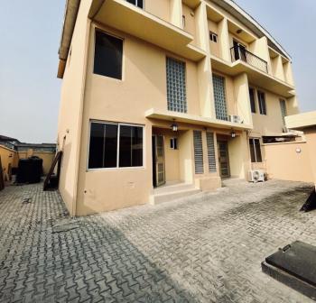 3 Bedroom Terrace Duplex + Bq, Lekki Phase 1, Lekki, Lagos, Terraced Duplex for Rent