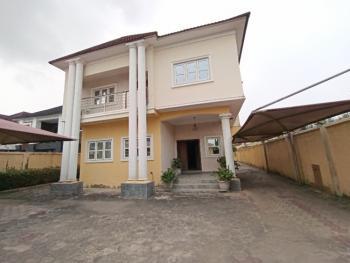Specious 5 Bedroom Detached Duplex with 2 Rooms Bq, Vgc, Lekki, Lagos, Detached Duplex for Sale