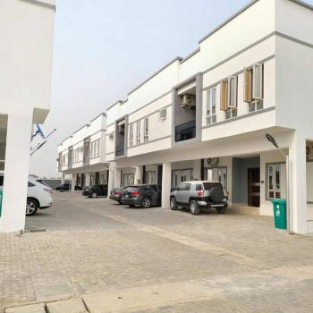 Pay and Pack in 3 Bedroom Terrace Duplex, Off Orchid Road, Lafiaji, Lekki, Lagos, Terraced Duplex for Rent