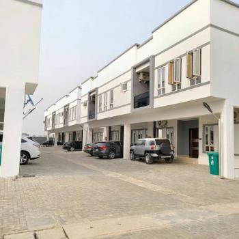 Luxury Duplex in New Serviced Estate, After Chevron Lekki, Lafiaji, Lekki, Lagos, Terraced Duplex for Rent