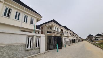 5 Units of New Sets of Terrace Duplexes Now Available for Investment W, Harris Crescent Road, By Vgc Estate, Lekki Phase 2, Atlantic V. Estate, Lekki Phase 2, Lekki, Lagos, Terraced Duplex for Sale