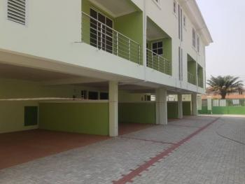 Very Lovely 3 Bedroom Terrace Townhouse Duplex, Off Mobil Road, Lekki Expressway, Lekki, Lagos, Terraced Duplex for Rent