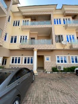 4 Bedroom Terrace Duplex + 1 Maids Room, Guzape District, Abuja, Terraced Duplex for Sale