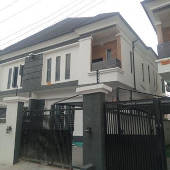 Newly Built 4 Bedroom Semi-detached Duplex with B/q, Chevron Alternative Route, Lekki, Lagos, Semi-detached Duplex for Rent