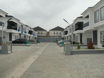 Brand New, Ready to Move in Duplex, Off Orchid Road, Lafiaji, Lekki, Lagos, Terraced Duplex for Sale