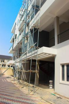 Brand New Beautifully Finished 3 Bedrooms Flat with a Room Bq, Orchid Road, Lekki Phase 2, Lekki, Lagos, Block of Flats for Sale
