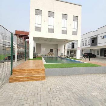 Lovely 3 Bedroom Duplex, Victoria Crest Estate, Lekki, Lagos, Terraced Duplex for Rent