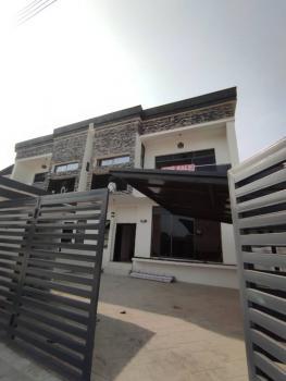 Luxury 4 Bedrooms  Semi Detached Duplex with Bq, Ikota, Lekki, Lagos, Semi-detached Duplex for Sale