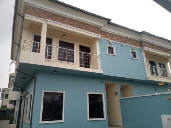 Newly Built 4 Bedroom Semi Detached Duplex with Bq, 2nd Toll Gate, Lekki, Lagos, Semi-detached Duplex for Rent