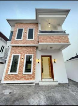 4 Bedroom Fully Detached Duplex, Eletu Street, Osapa, Lekki, Lagos, Detached Duplex for Sale