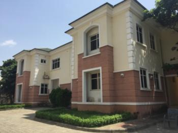 Luxury 4 Units of 3 Bedroom Semi Detached Duplexes with a Room Bq Each, Kwame Nkrumah, Asokoro District, Abuja, Semi-detached Duplex for Rent