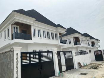 Luxury 4bedroom Semi Detached Cornerpiece Duplex with a Bq, Harris Drive Beside Vgc, Vgc, Lekki, Lagos, Detached Duplex for Sale