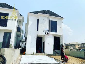 4 Bedrooms Fully Detached, Palm Spring Estate, Ajah, Lagos, Detached Duplex for Sale
