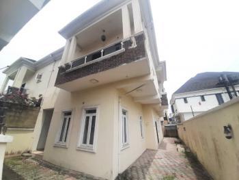 4 Bedroom Semi Detached Duplex with Bq, By Chevron Toll Gate, Lekki, Lagos, Semi-detached Duplex for Rent