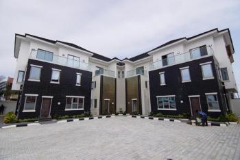 a Tastefully Finished 4 Bedrooms Terraced Duplex + 1 Room Bq, Victoria Island Extension, Victoria Island (vi), Lagos, Terraced Duplex for Sale