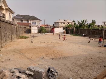 648sqm of Well Fenced and Dry Land, Abass Ogunlana, Awoyaya, Ibeju Lekki, Lagos, Residential Land for Sale