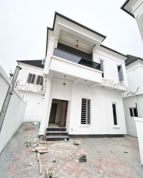 Brand New 4 Bedrooms Fully Detached Duplex with Bq, By Osapa London, Agungi, Lekki, Lagos, Detached Duplex for Sale