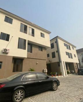 3 Bedrooms Terraced Duplex with a Room B.q, Lekki Phase 1, Lekki, Lagos, Terraced Duplex for Sale